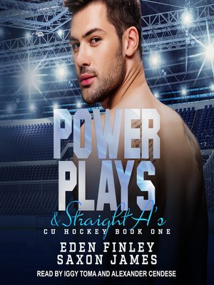 cover image of Power Plays & Straight A's