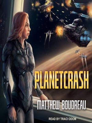 cover image of PlanetCrash