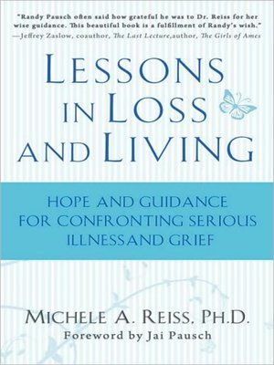 cover image of Lessons in Loss and Living