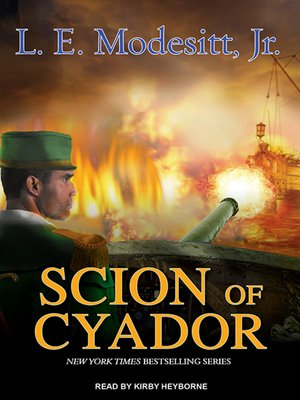 cover image of Scion of Cyador
