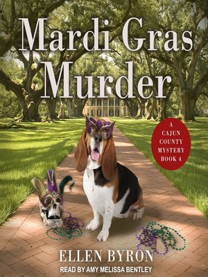 cover image of Mardi Gras Murder