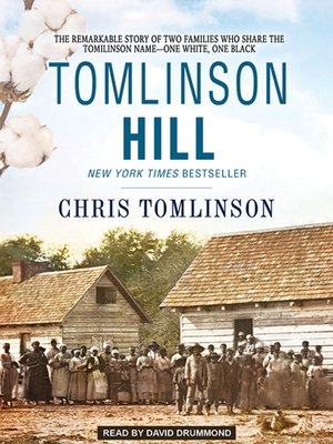 cover image of Tomlinson Hill