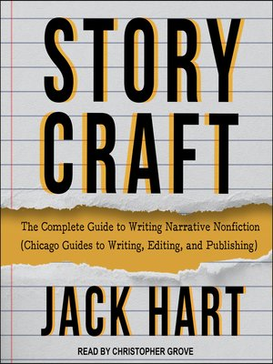cover image of Storycraft