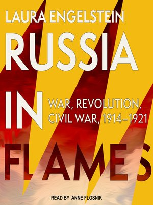 cover image of Russia in Flames