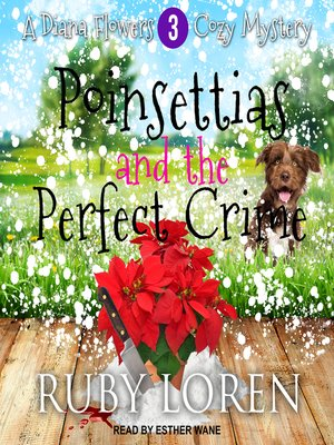 cover image of Poinsettias and the Perfect Crime