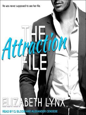 cover image of The Attraction File