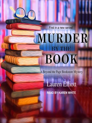 cover image of Murder by the Book