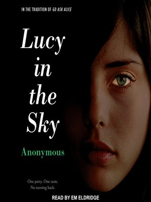 cover image of Lucy in the Sky