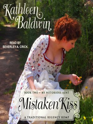 cover image of Mistaken Kiss