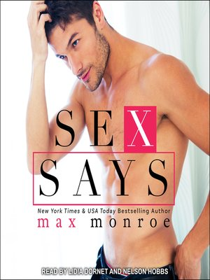 cover image of Sex Says
