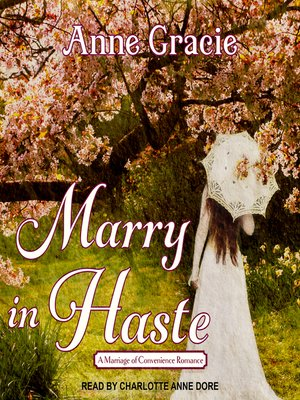 cover image of Marry In Haste