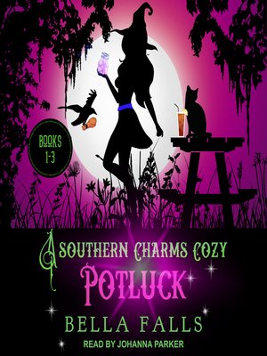 cover image of A Southern Charms Cozy Potluck