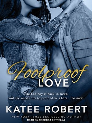cover image of Foolproof Love Series, Book 1