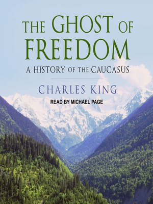 cover image of The Ghost of Freedom