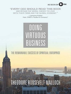 cover image of Doing Virtuous Business