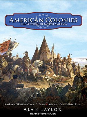 cover image of American Colonies--The Settling of North America