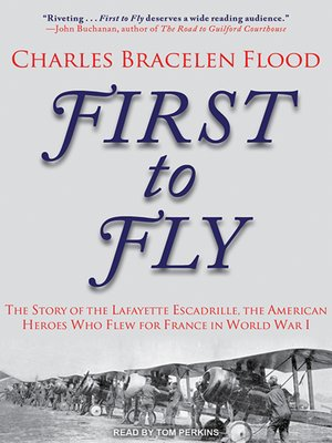 cover image of First to Fly