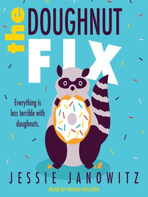 cover image of The Doughnut Fix