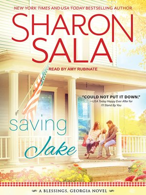 cover image of Saving Jake