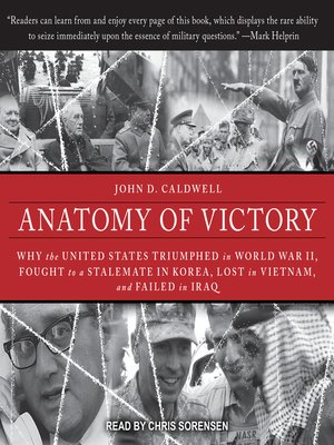 cover image of Anatomy of Victory