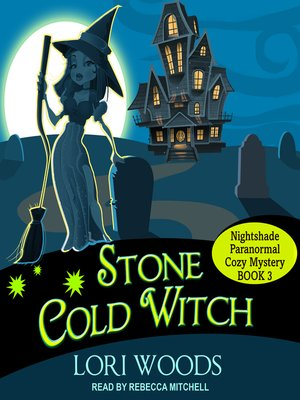 cover image of Stone Cold Witch