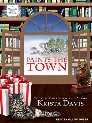cover image of The Diva Paints the Town