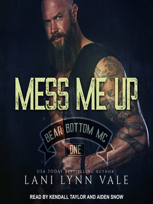 cover image of Mess Me Up