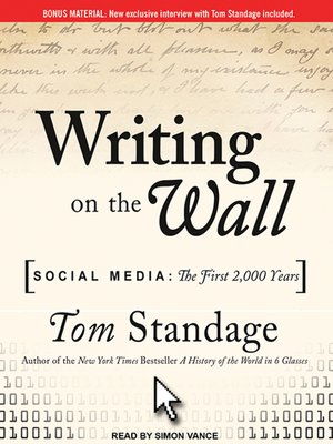 cover image of Writing on the Wall