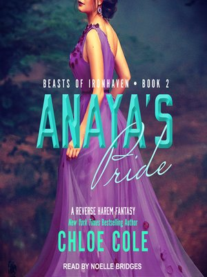 cover image of Anaya's Pride, Book Two
