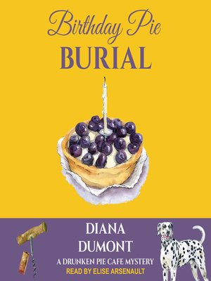 cover image of Birthday Pie Burial