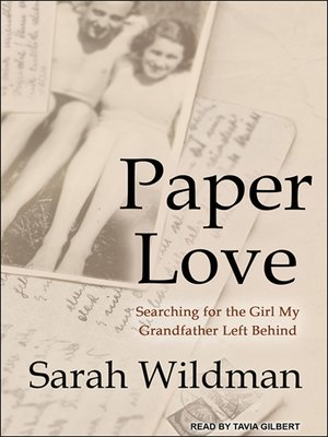 cover image of Paper Love
