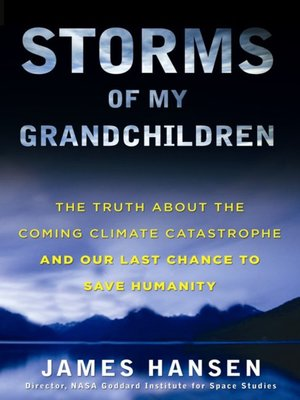 cover image of Storms of My Grandchildren