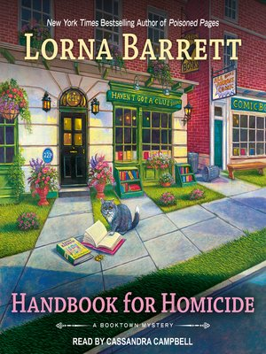 cover image of Handbook for Homicide