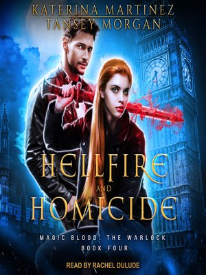 cover image of Hellfire and Homicide