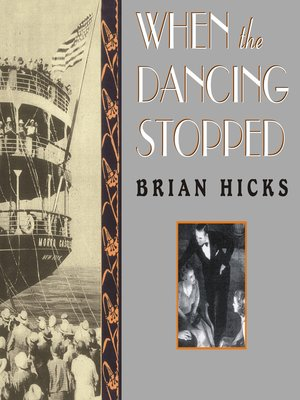 cover image of When the Dancing Stopped