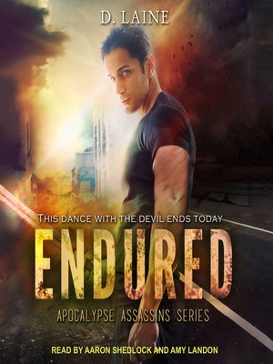 cover image of Endured