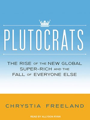 cover image of Plutocrats