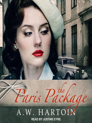 cover image of The Paris Package