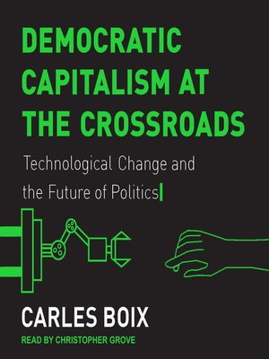 cover image of Democratic Capitalism at the Crossroads