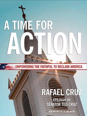 cover image of A Time for Action