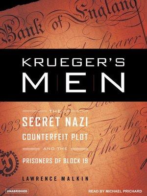cover image of Krueger's Men