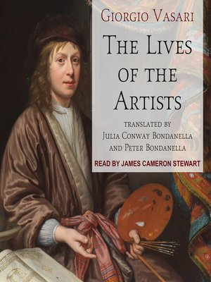 cover image of The Lives of the Artists
