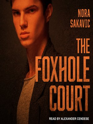 cover image of The Foxhole Court