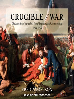 cover image of Crucible of War