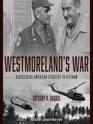 cover image of Westmoreland's War