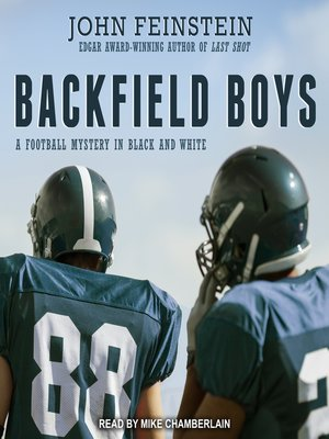 cover image of Backfield Boys