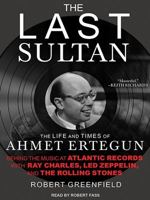 cover image of The Last Sultan