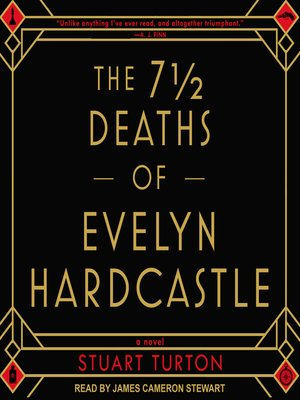 cover image of The 7 1/2 Deaths of Evelyn Hardcastle