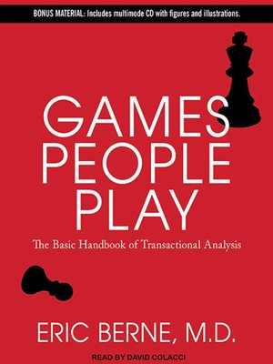 cover image of Games People Play