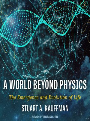 cover image of A World Beyond Physics